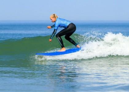 Surfen lernen als Beginner