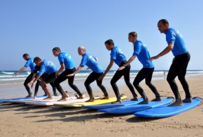 Online Surf Course