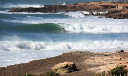 Wellenreiten in Marokko