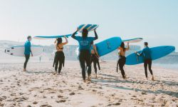 Surfcamps in Portugal