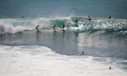Regeln beim Wellenreiten